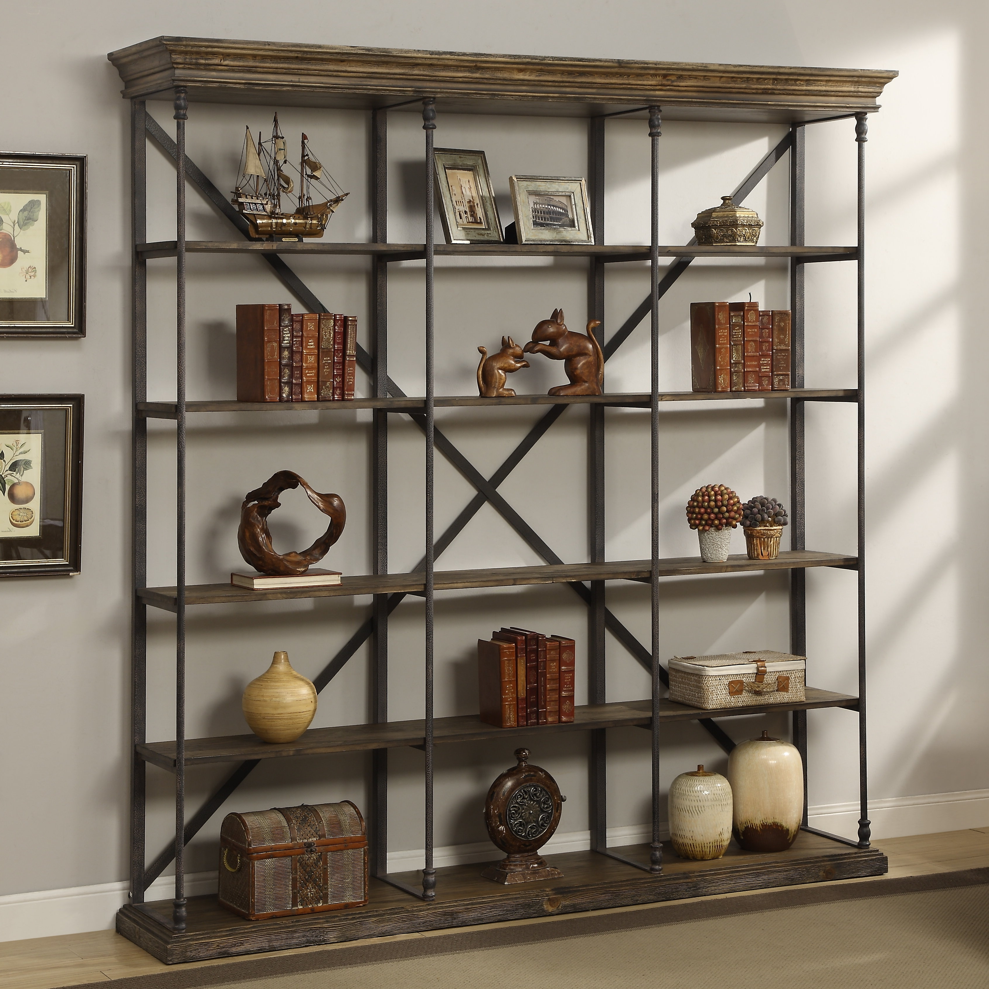 Featured Photo of Extra Large Bookcases