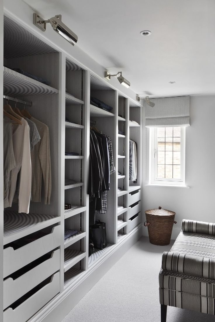 Trendy Fitted Wardrobe Depth Within Furniture : Built In Wardrobe Depth Walk In Closet Design Built In (View 15 of 15)