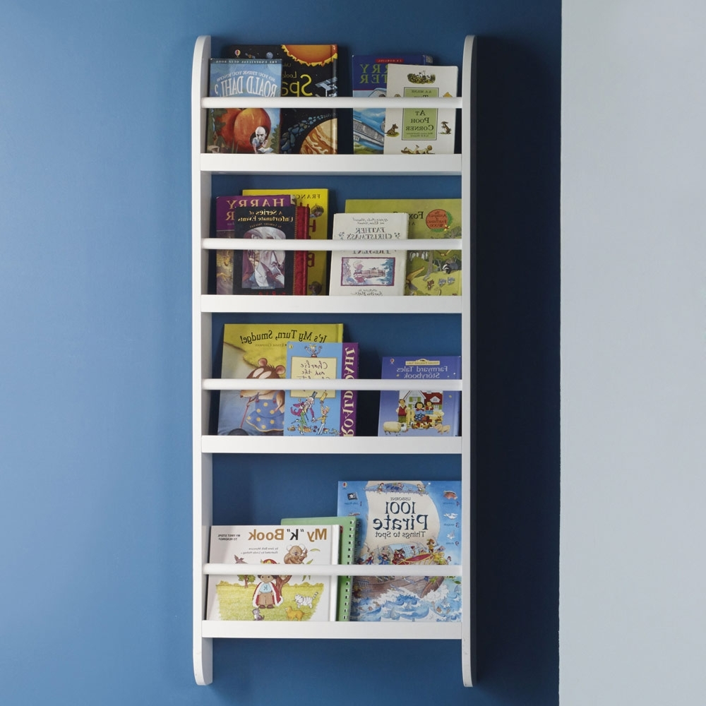 Trendy Greenaway Gallery Bookcase – Skinny – Bookcases & Bookshelves With Regard To Blue Bookcases (View 15 of 15)