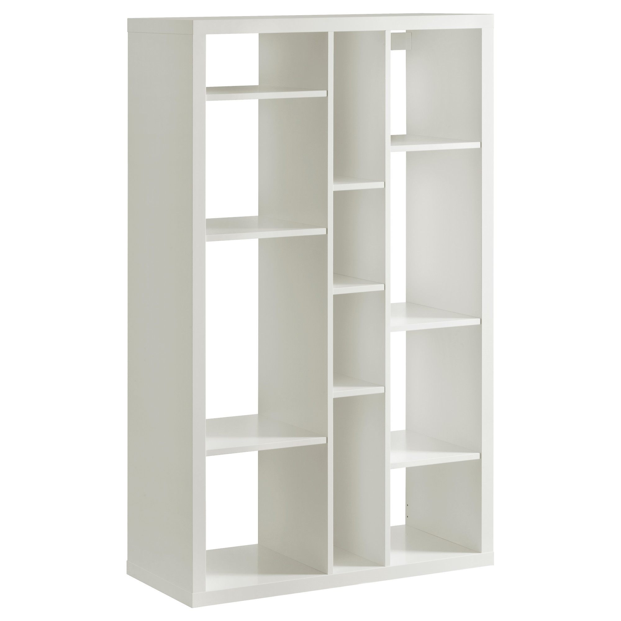 Trendy Kallax Shelf Unit – White – Ikea Regarding Ikea Kallax Bookcases (View 3 of 15)