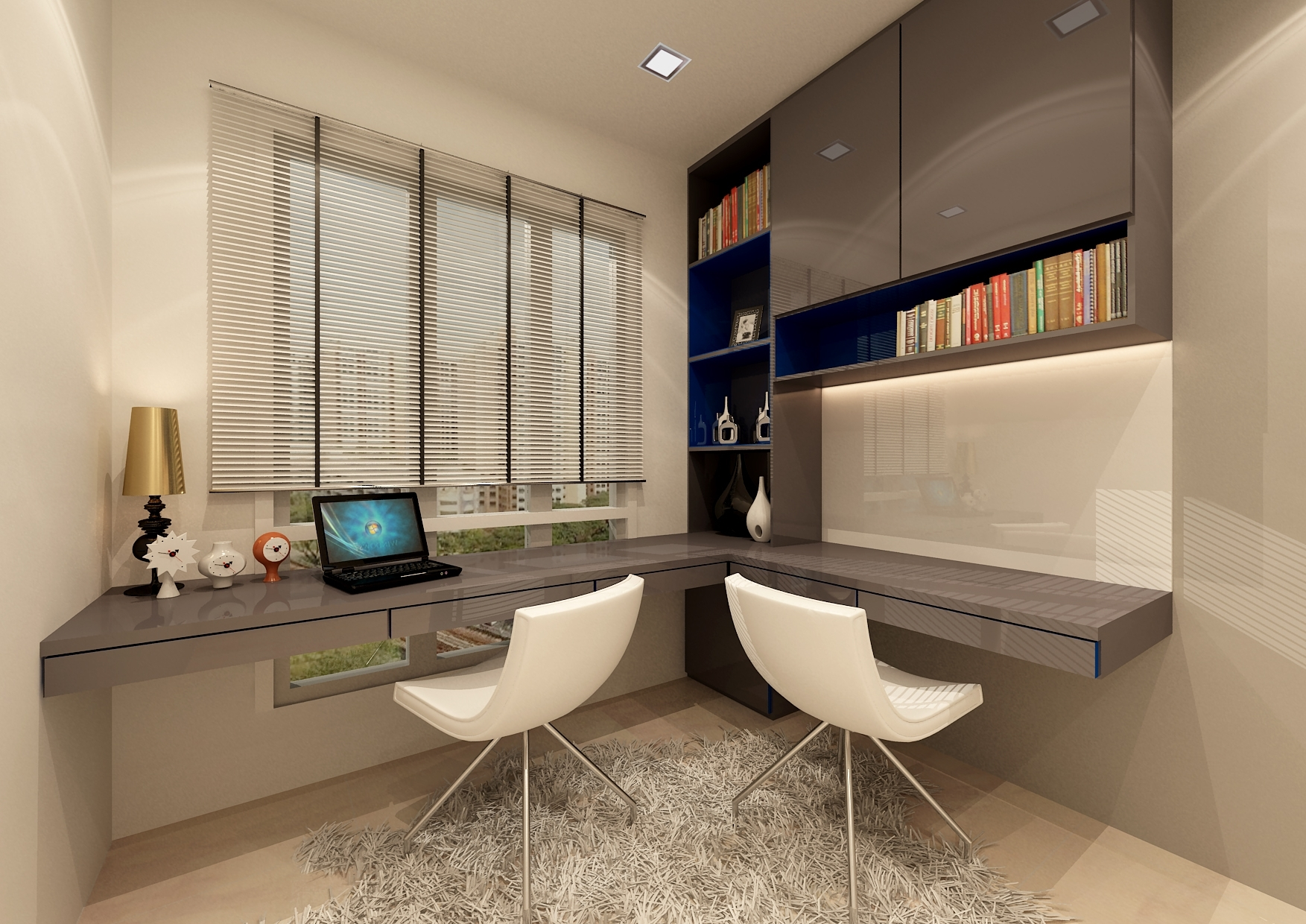 Trendy Study Cupboard Designs Throughout Stylish Study Table Cupboard Designs 11 Brilliant And Simple Ideas (View 14 of 15)