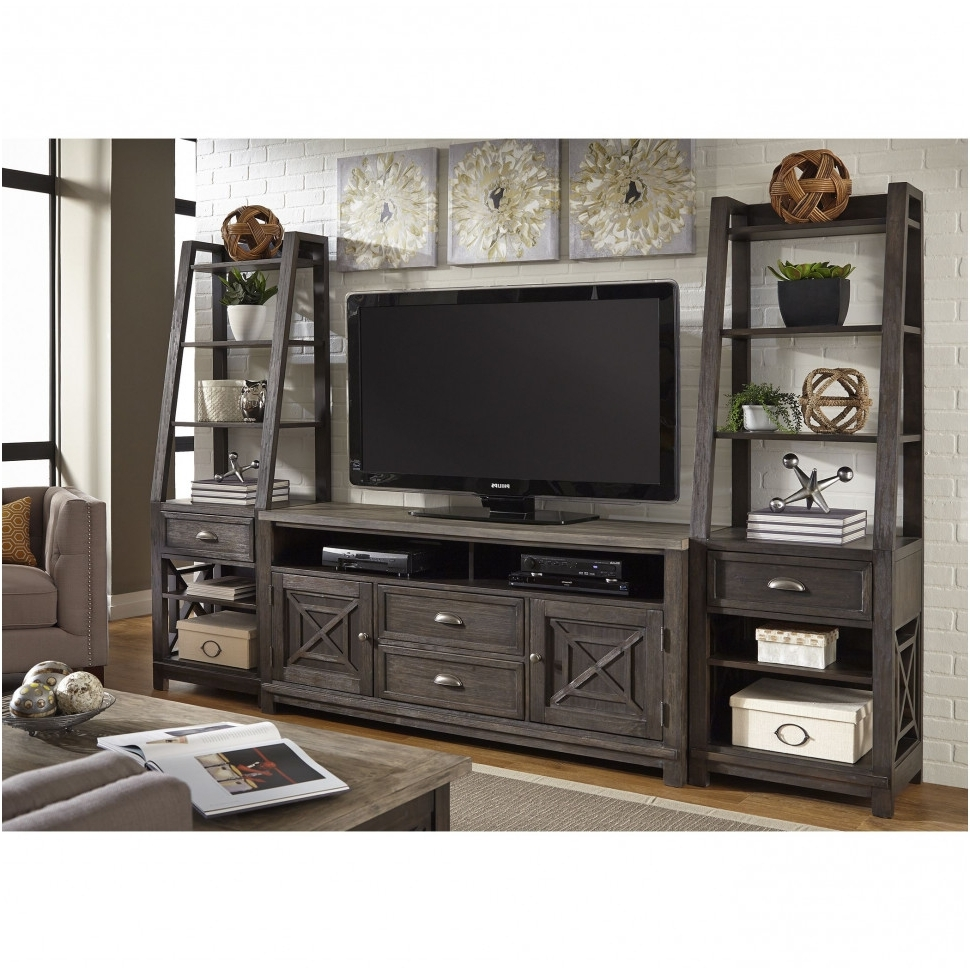 Tv Stand Bookcases Combo Pertaining To Favorite Bedroom : Awesome Tv Stand Bookcase Combo Inspiring Bookcases With (View 13 of 15)