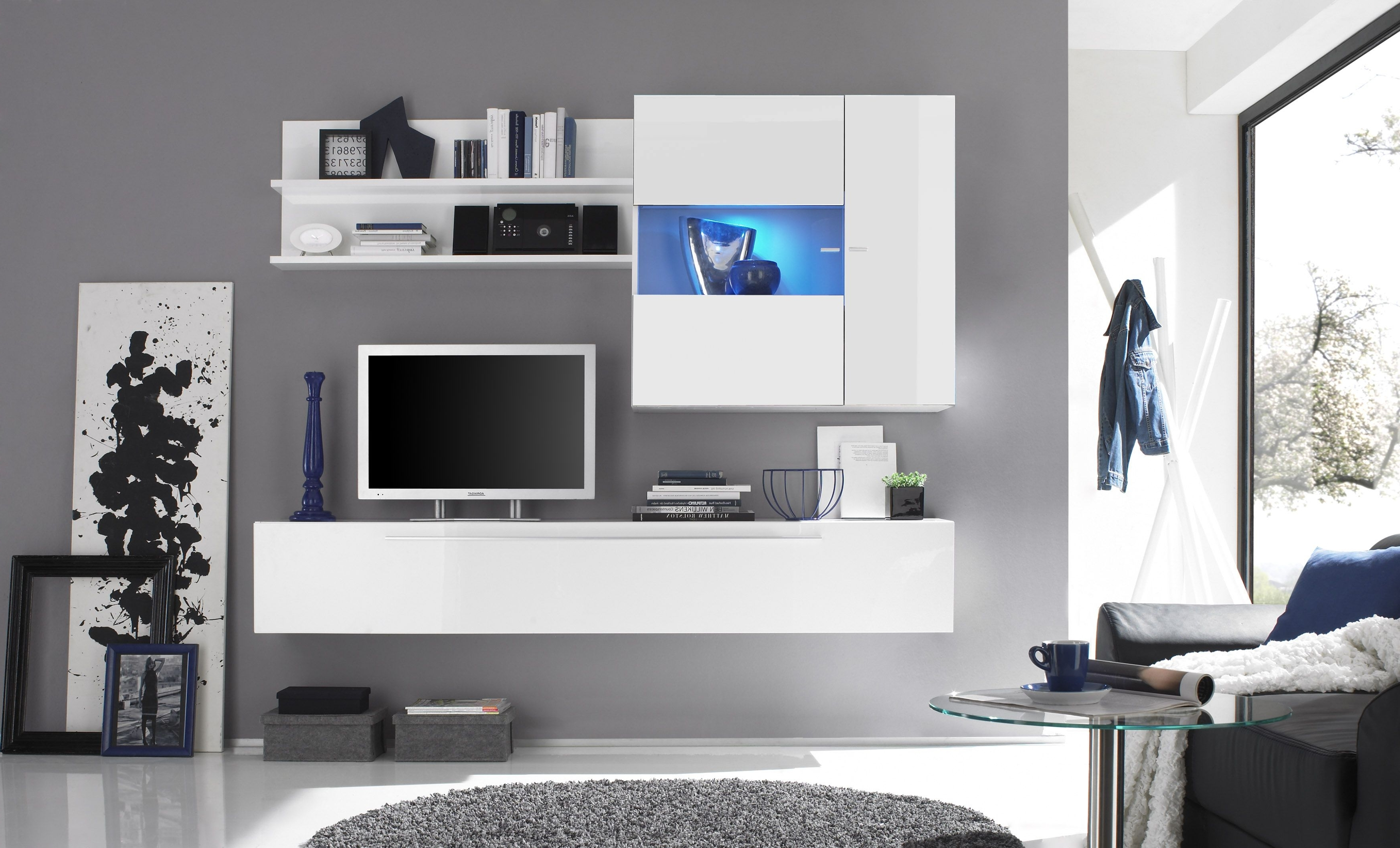 Tv Wall For Preferred Modern Wall Units (View 14 of 15)