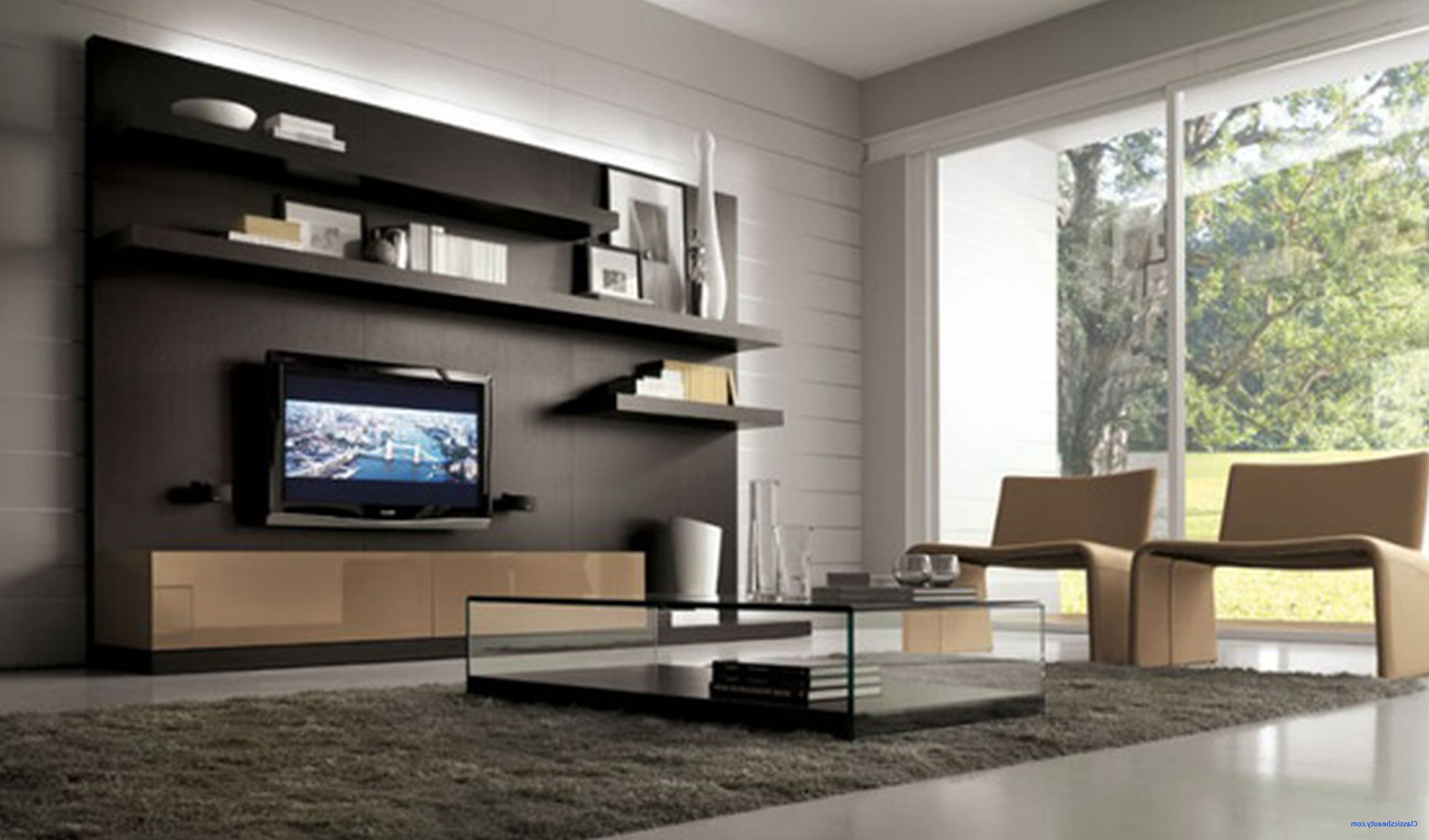 Tv Wall Units In Well Known Modern Living Room Tv Wall Best Of Furniture Modular Wooden Modern (View 10 of 15)