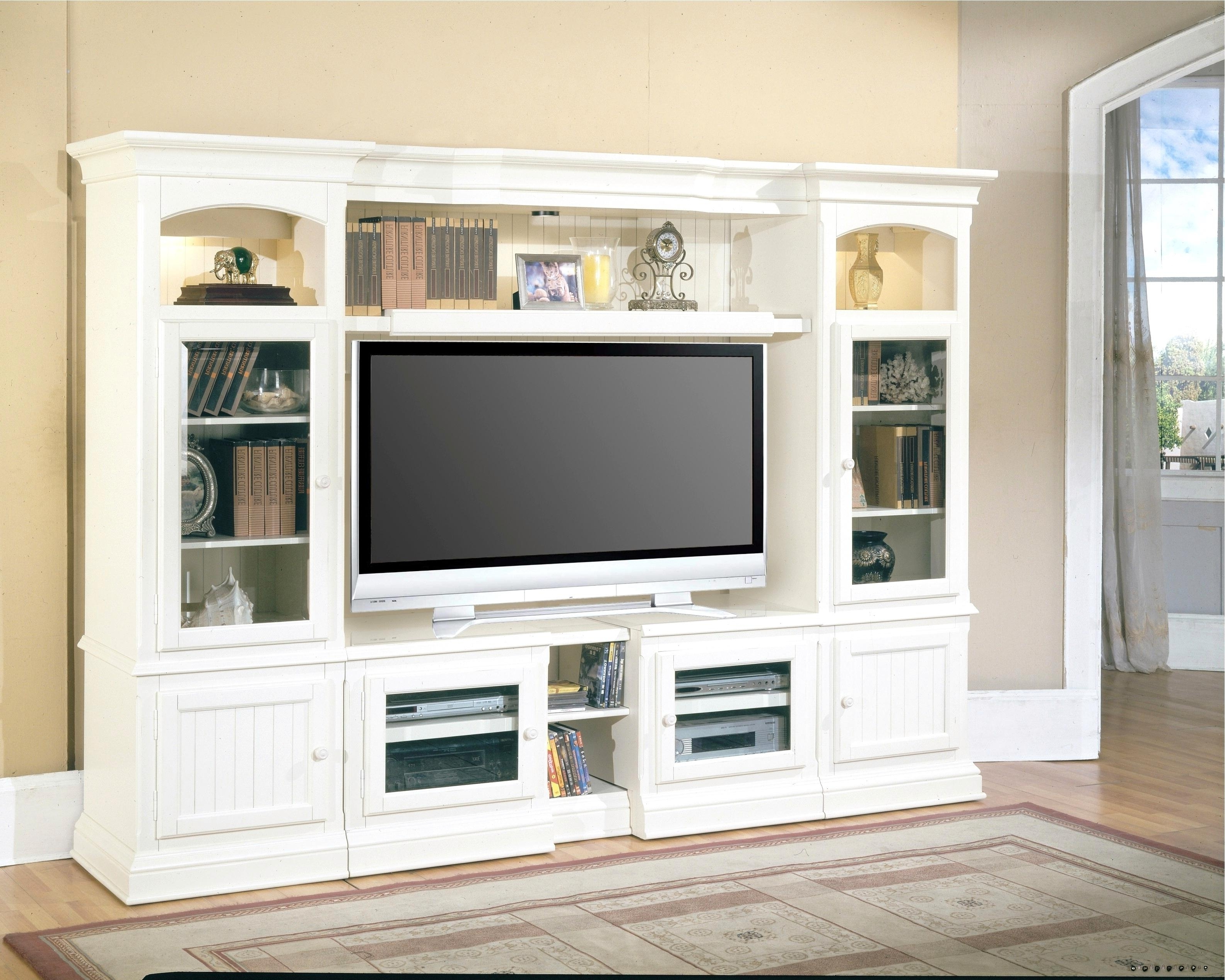 Tv Wall Units Inside Newest Outstanding Room Media Storage Furniture Design Ideas Dark Brown (View 11 of 15)