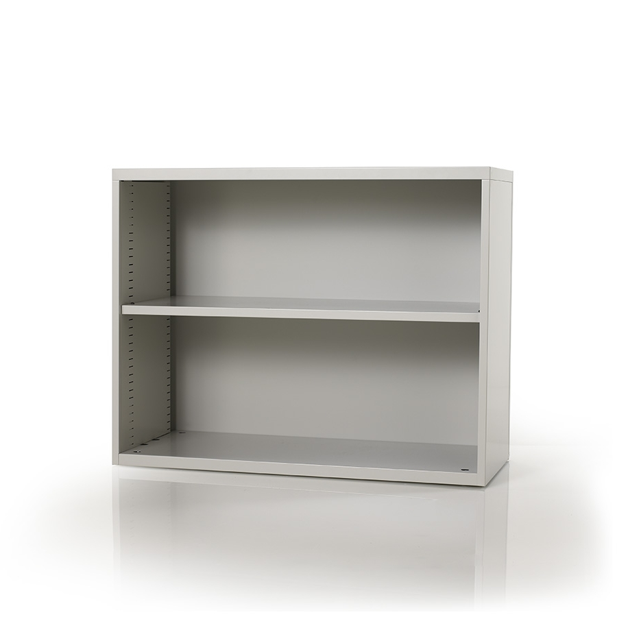 Two Shelf Bookcases Inside Most Recently Released Ki S7b/3625515 – 700 Series 2 Shelf Bookcase (View 2 of 15)