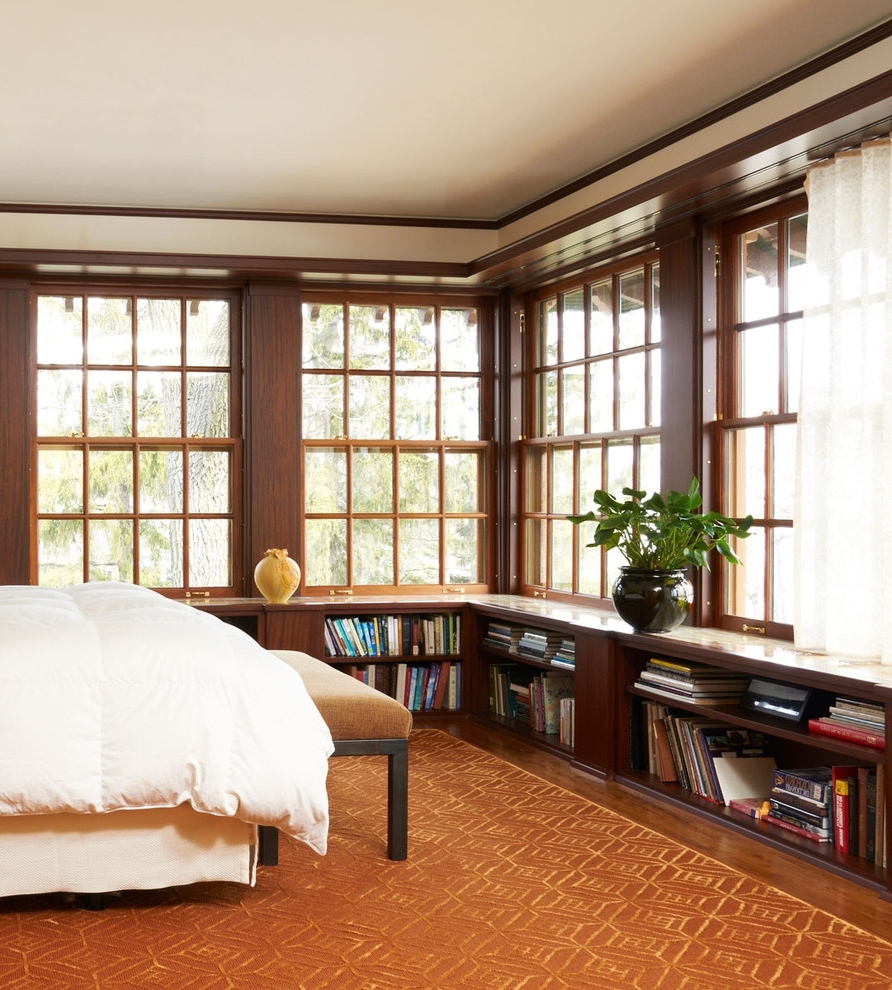 Under Window Bookcases For Favorite Furniture : Long Tall Bookshelf Long Wide Bookcase 6 Inch Wide (Gallery 6 of 15)