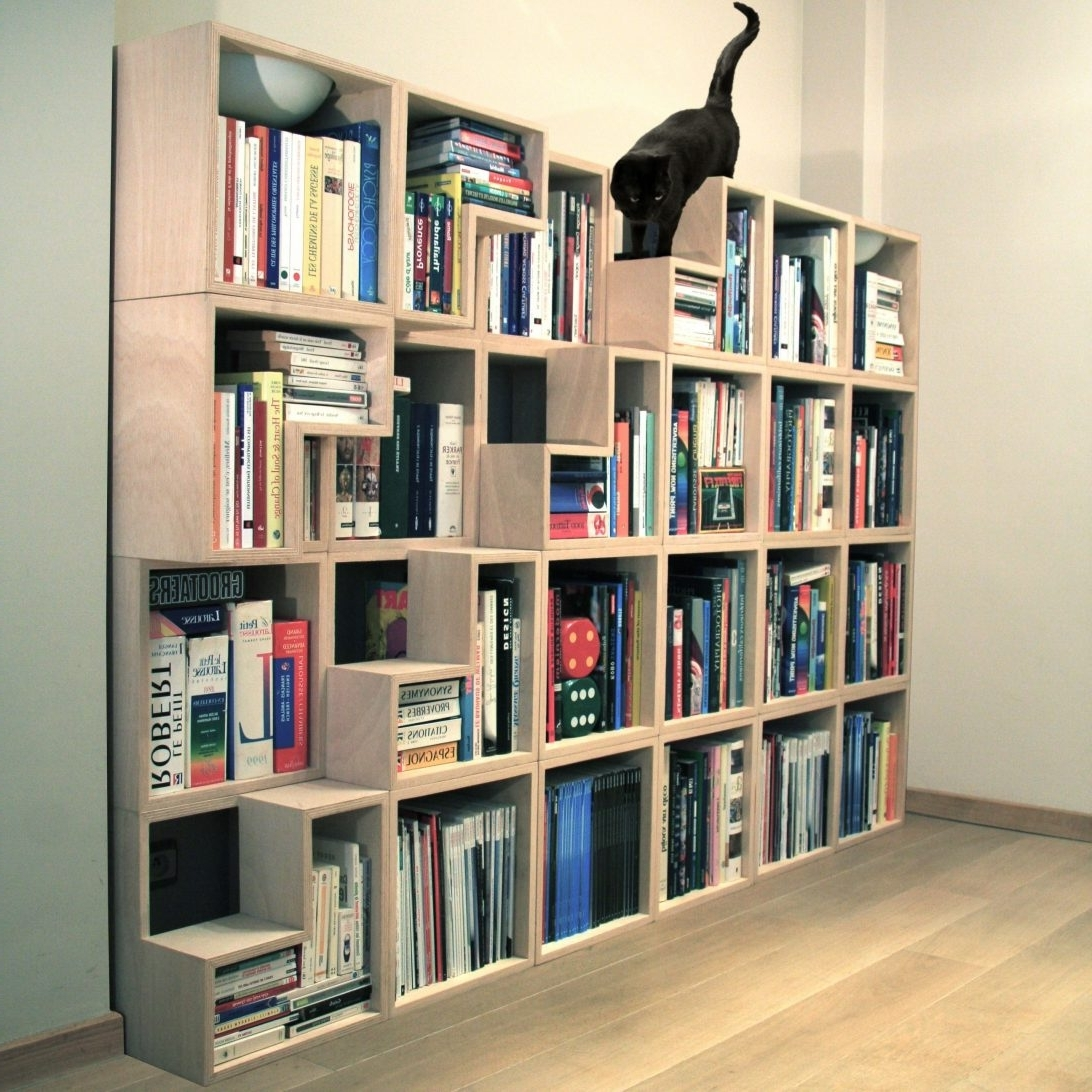 Featured Photo of Unique Bookcases