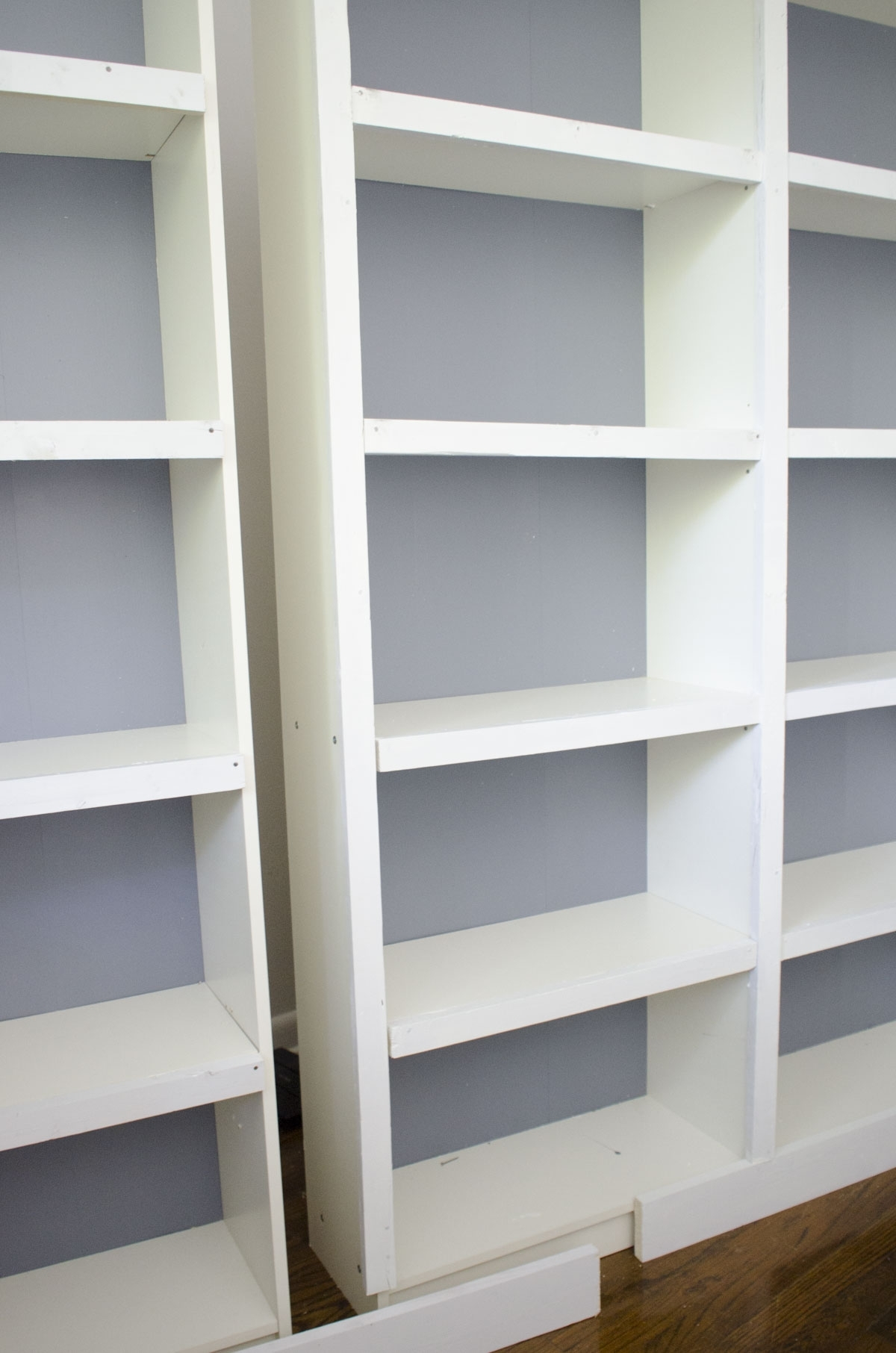 Upgrading My Ikea Bookshelves – Thou Swell Pertaining To 2018 Diy Bookcases (View 12 of 15)