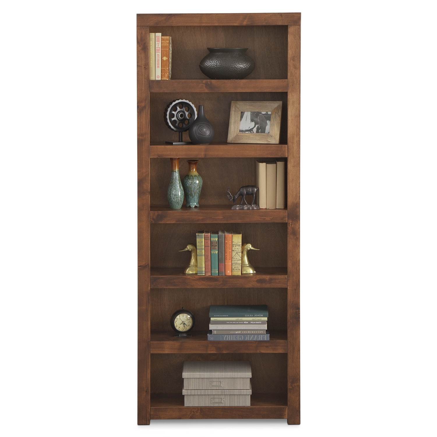 Value City Furniture And Throughout Trendy Pier One Bookcases (Gallery 5 of 15)