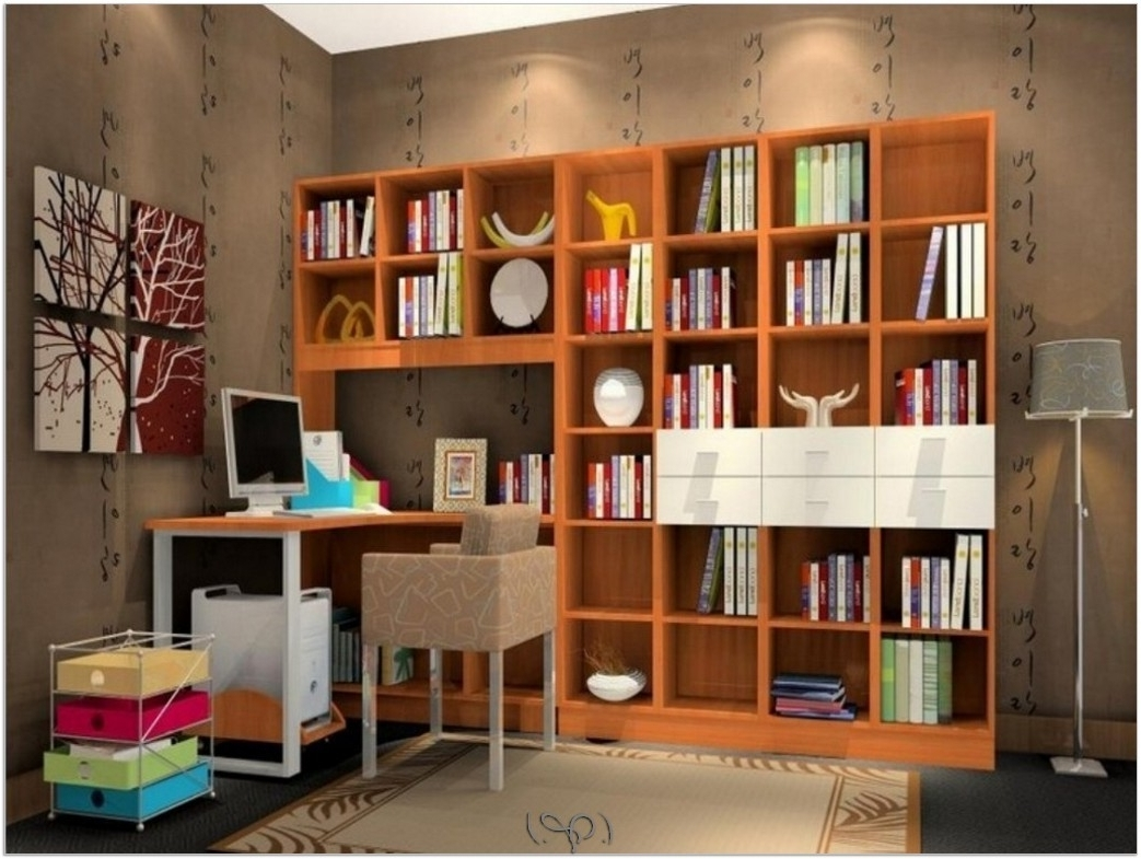 Very Small Bookcases Pertaining To Trendy Very Small Bookcases Interior Designs Easy Diy Bedroom Bookshelves (View 9 of 15)