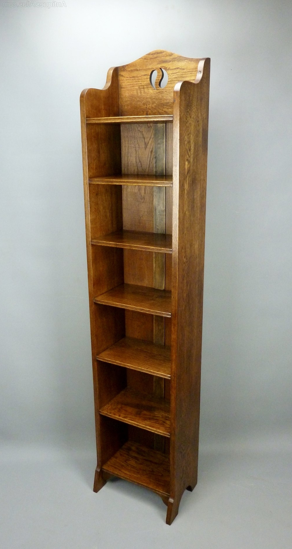 Very Tall Bookcases In Widely Used Very Tall Bookcases Furniture White Corner Distressed Bookcase (Gallery 10 of 15)