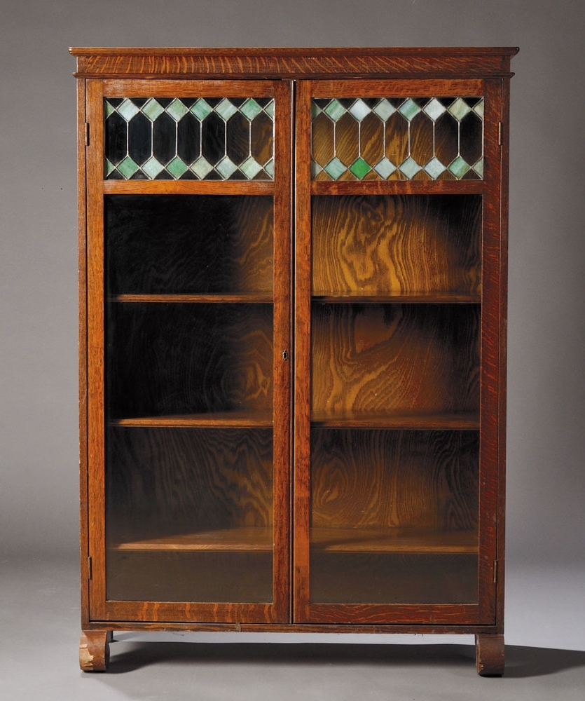 Vintage Bookcases With Widely Used Discovery Auction (View 15 of 15)