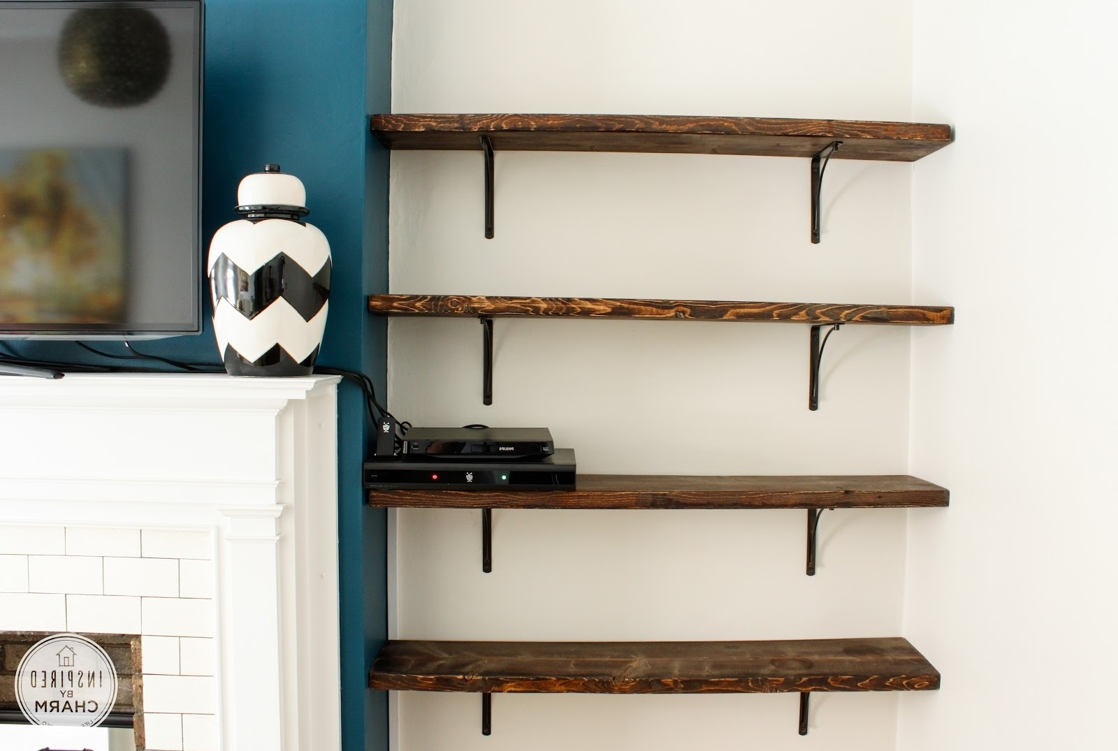 Wall Mounted Bookshelves • Shelves With Newest Wall Mounted Bookcases (View 15 of 15)
