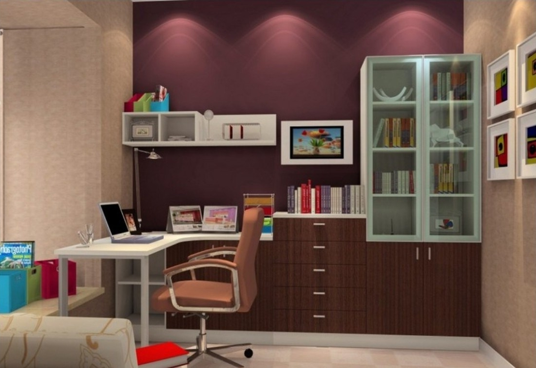 Featured Photo of Study Wall Unit Designs