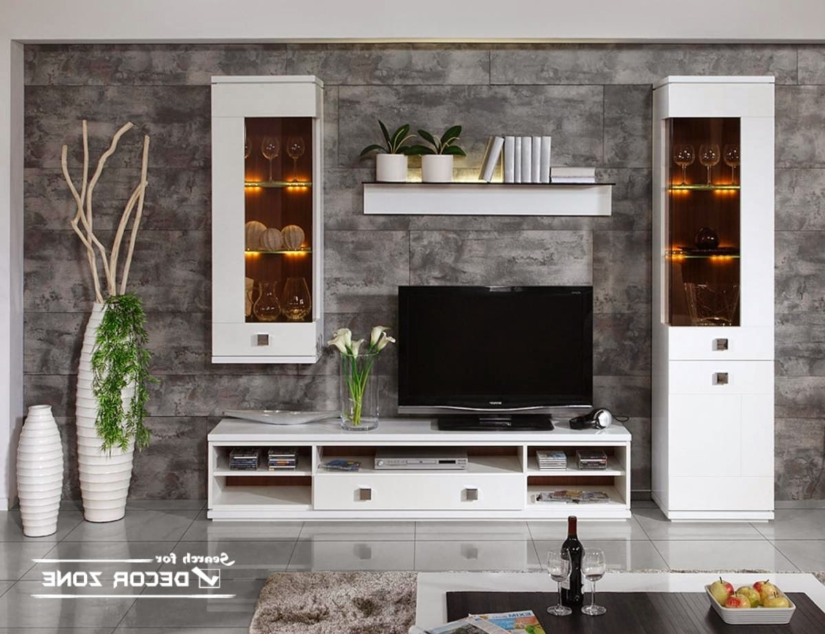 inspirations wall tv pin contemporary top unit your living for designs room units rooms impressive
