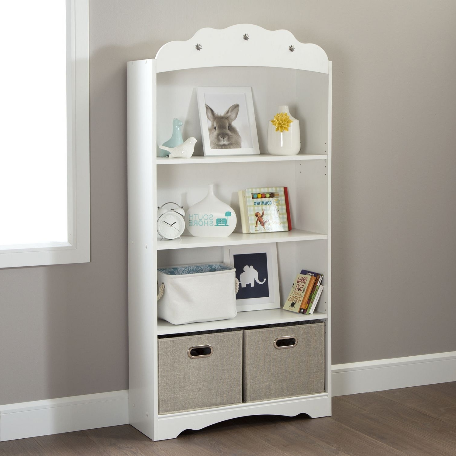 Walmart Canada For Well Liked South Shore Bookcases (View 5 of 15)