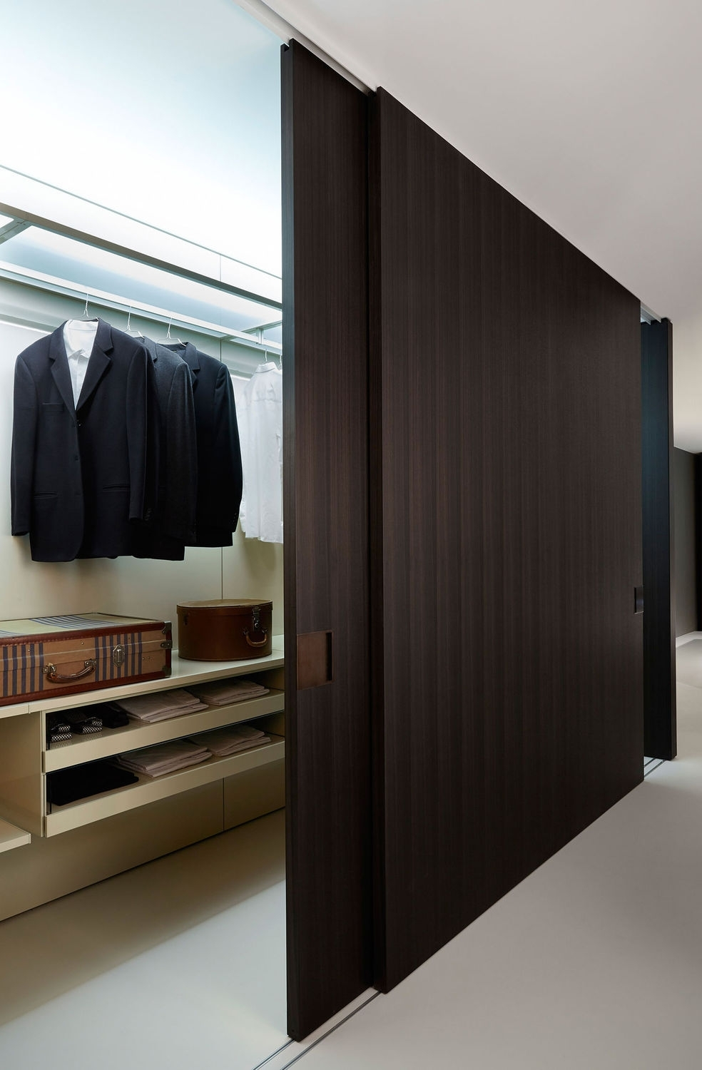 Wardrobes #closet #armoire Storage, Hardware, Accessories For Inside Latest Dark Wood Wardrobes With Sliding Doors (View 14 of 15)