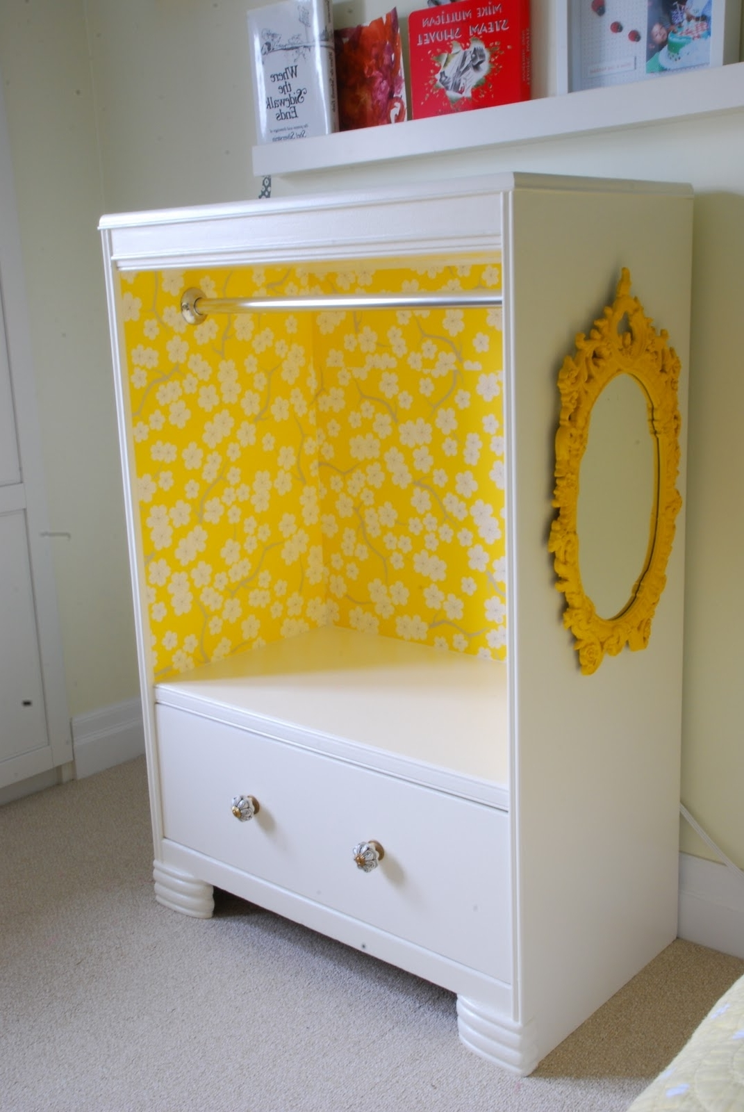 Wardrobes For Baby Clothes Within 2018 Kids' Storage And Organization Ideas – Part (View 9 of 15)