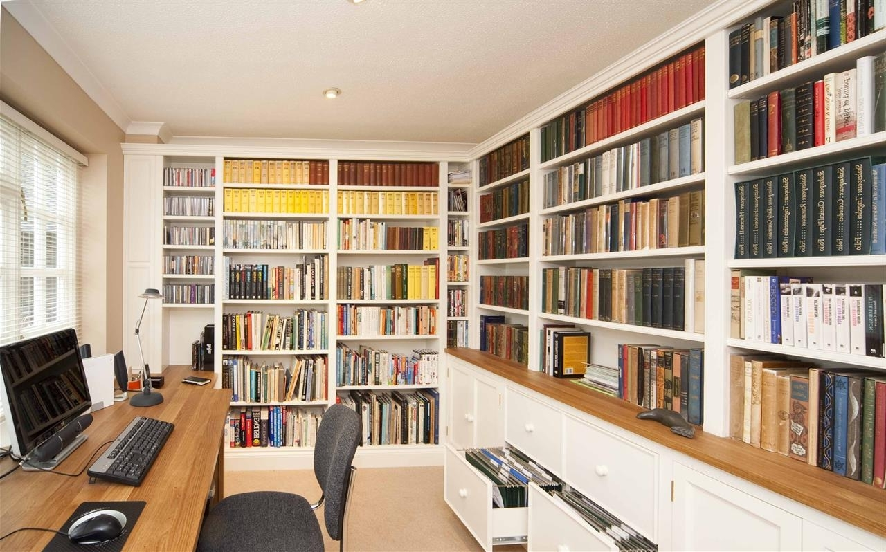 Welcome To The Hungerford Bookcase Company Within Recent Fitted Shelves (View 11 of 15)