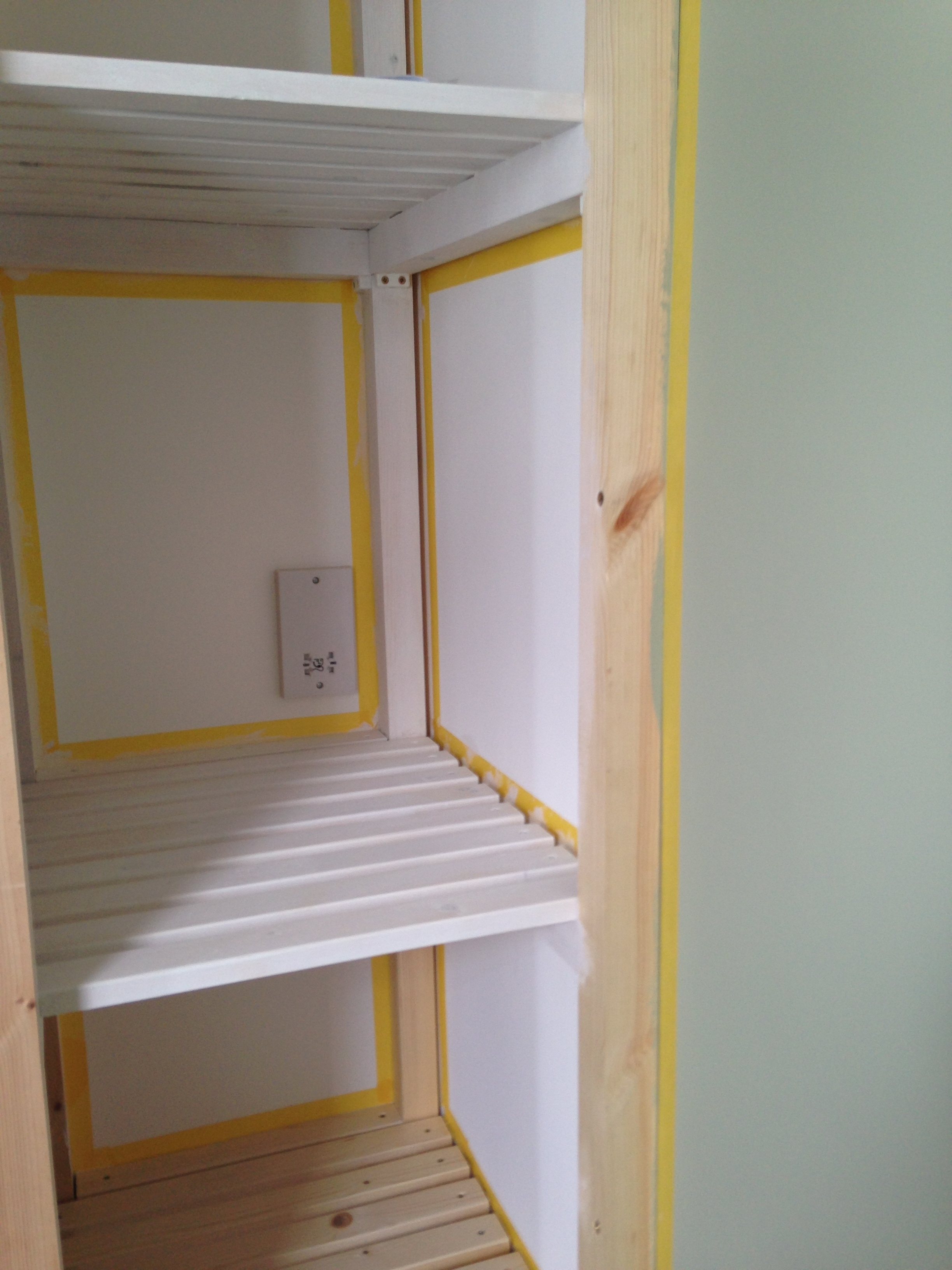 Featured Photo of Built In Cupboard Shelving