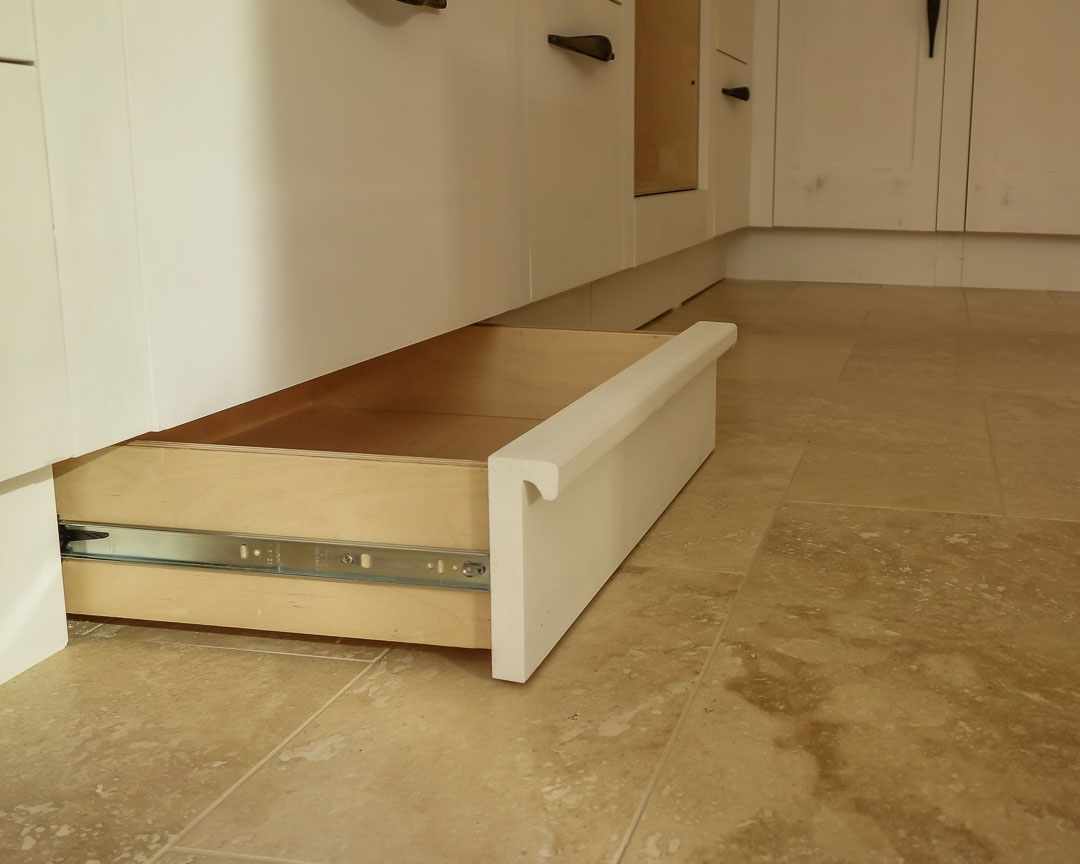 Well Known Bespoke Kitchens Radnor – Radnor Kitchens Inside Plinth Drawers (View 15 of 15)