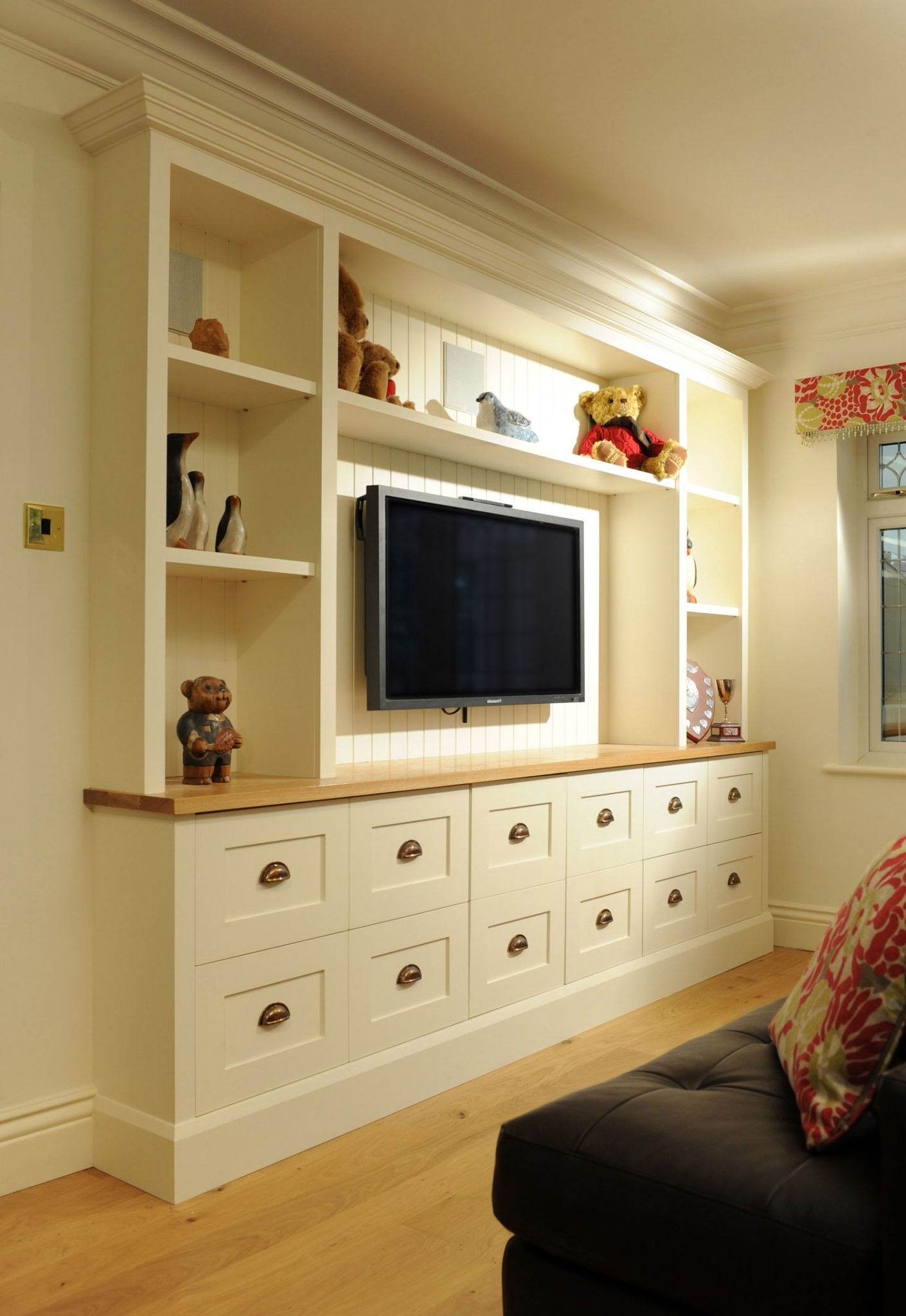 Well Known Bespoke Tv Units & Media Cabinets Custom Madehand – James Mayor With Bespoke Tv Stands (View 8 of 15)