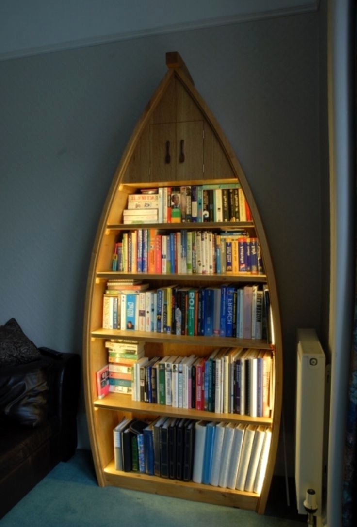 Well Known Boat Shaped Bookcases Throughout Bookcase Units Boat Shaped Hd Wallpaper Picture Download Beautiful (View 14 of 15)