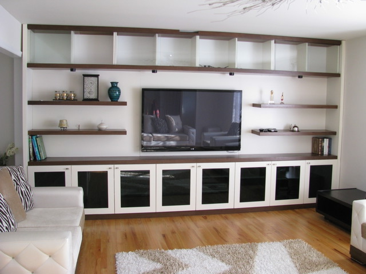 Well Known Bookcases Ideas: Entertainment Center Bookshelves – Foter Corner With Regard To High Quality Bookcases (View 8 of 15)