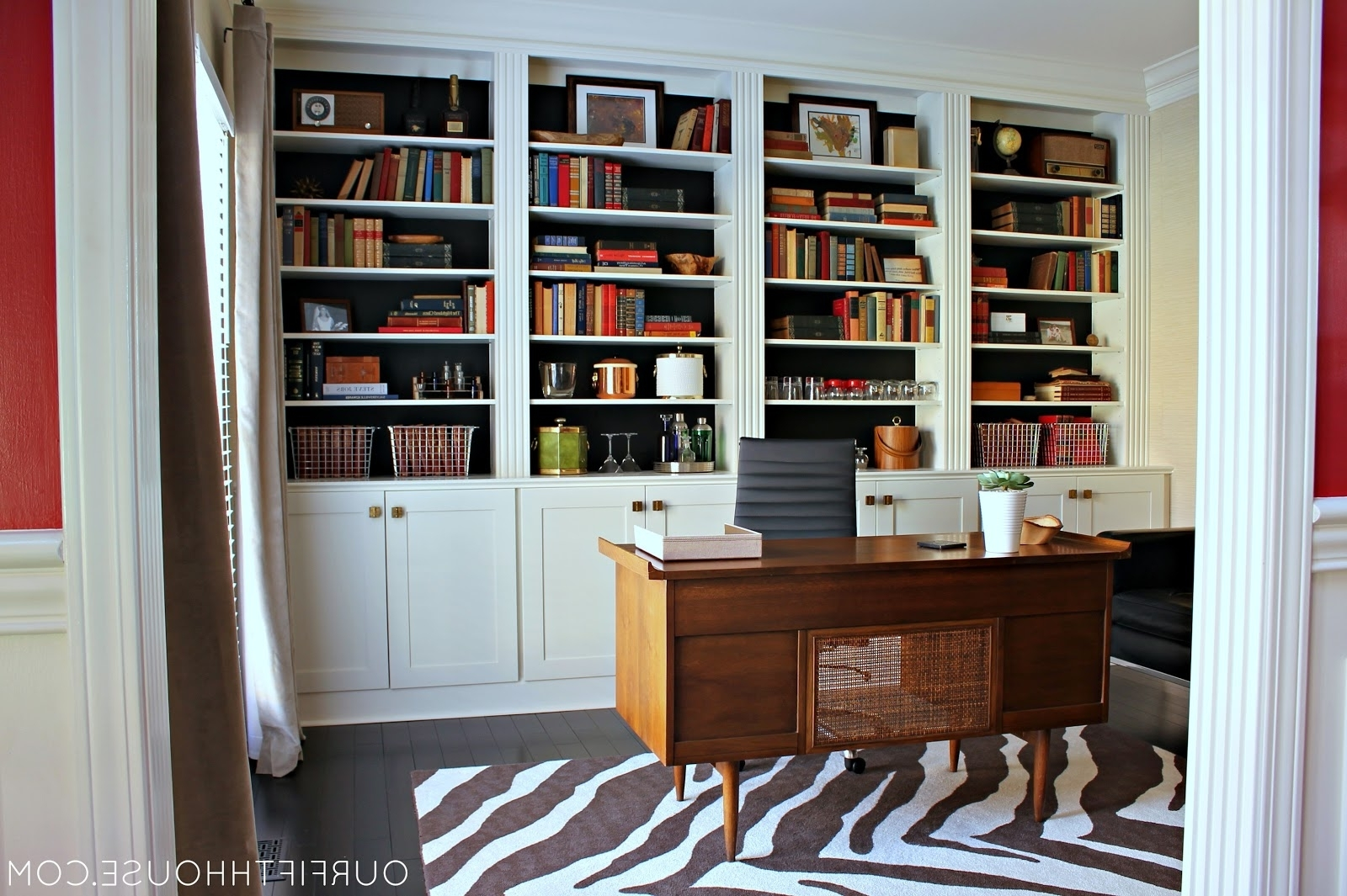 Well Known Bookcases Ideas: Wonderful Recommended Office Bookcases Office With Office Bookcases (View 15 of 15)