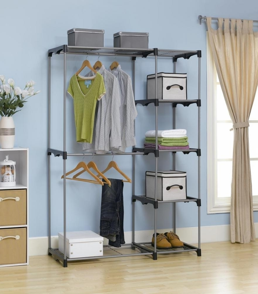 Well Known Closet Storage : Broom Closet Storage Cabinet Portable Storage For Wardrobes Hangers Storages (View 10 of 15)