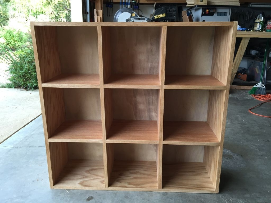 Well Known Cubby Bookcases For Bookcase Storage Cubby Unit: 10 Steps (with Pictures) (View 3 of 15)