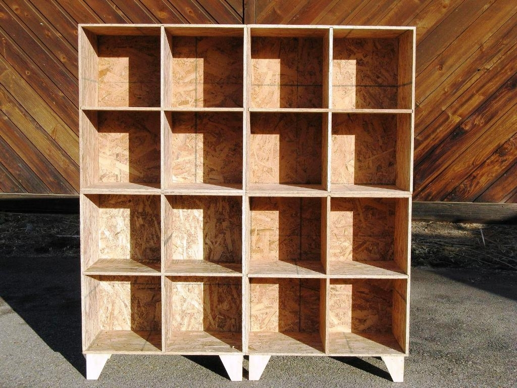 Well Known Cubby Bookcases Inside Cubby Storage With Bookcase – New Furniture (View 11 of 15)