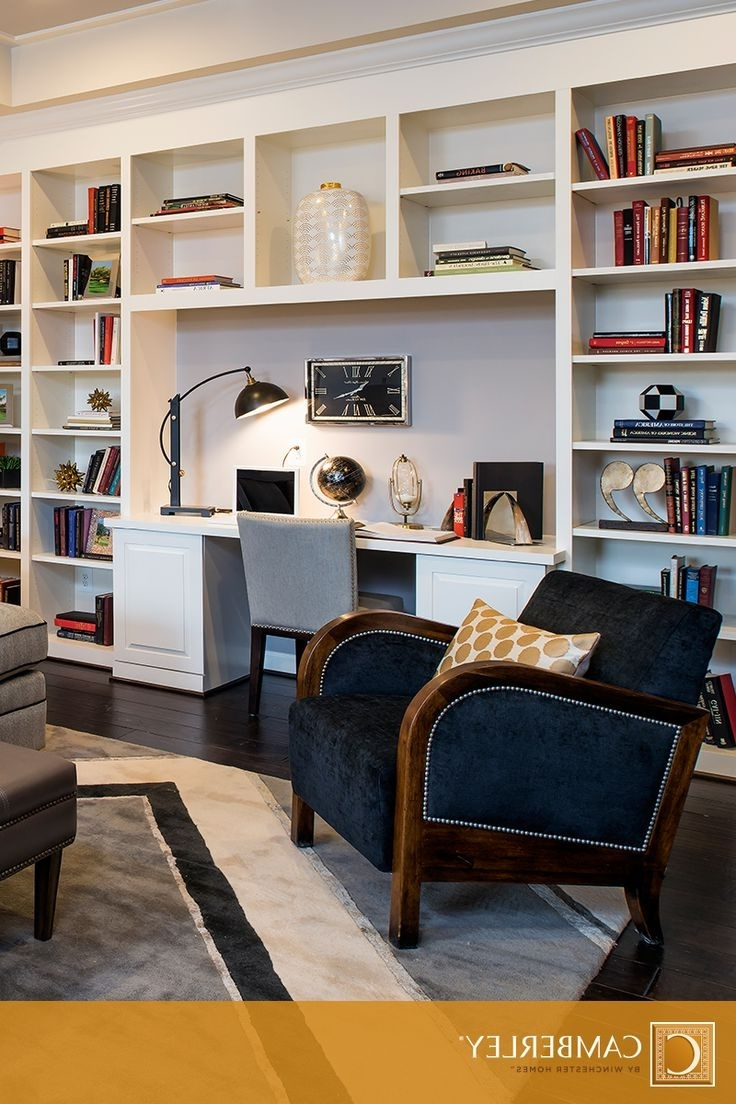 Well Known Desk With Matching Bookcases With The 25+ Best Bookshelf Desk Ideas On Pinterest (View 12 of 15)