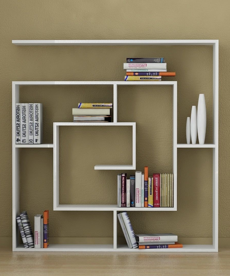Well Known Furniture: Appealing Target Bookcases For Inspiring Interior Wall With Regard To Design A Bookcases (View 15 of 15)