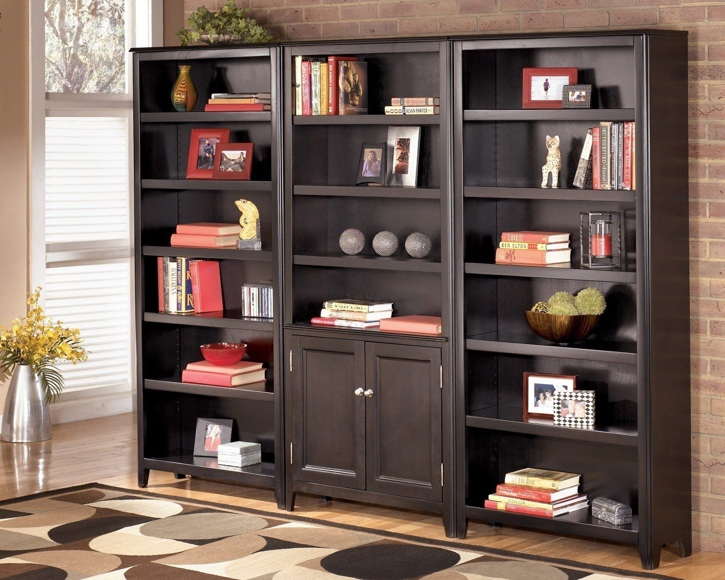 Featured Photo of Ashley Furniture Bookcases