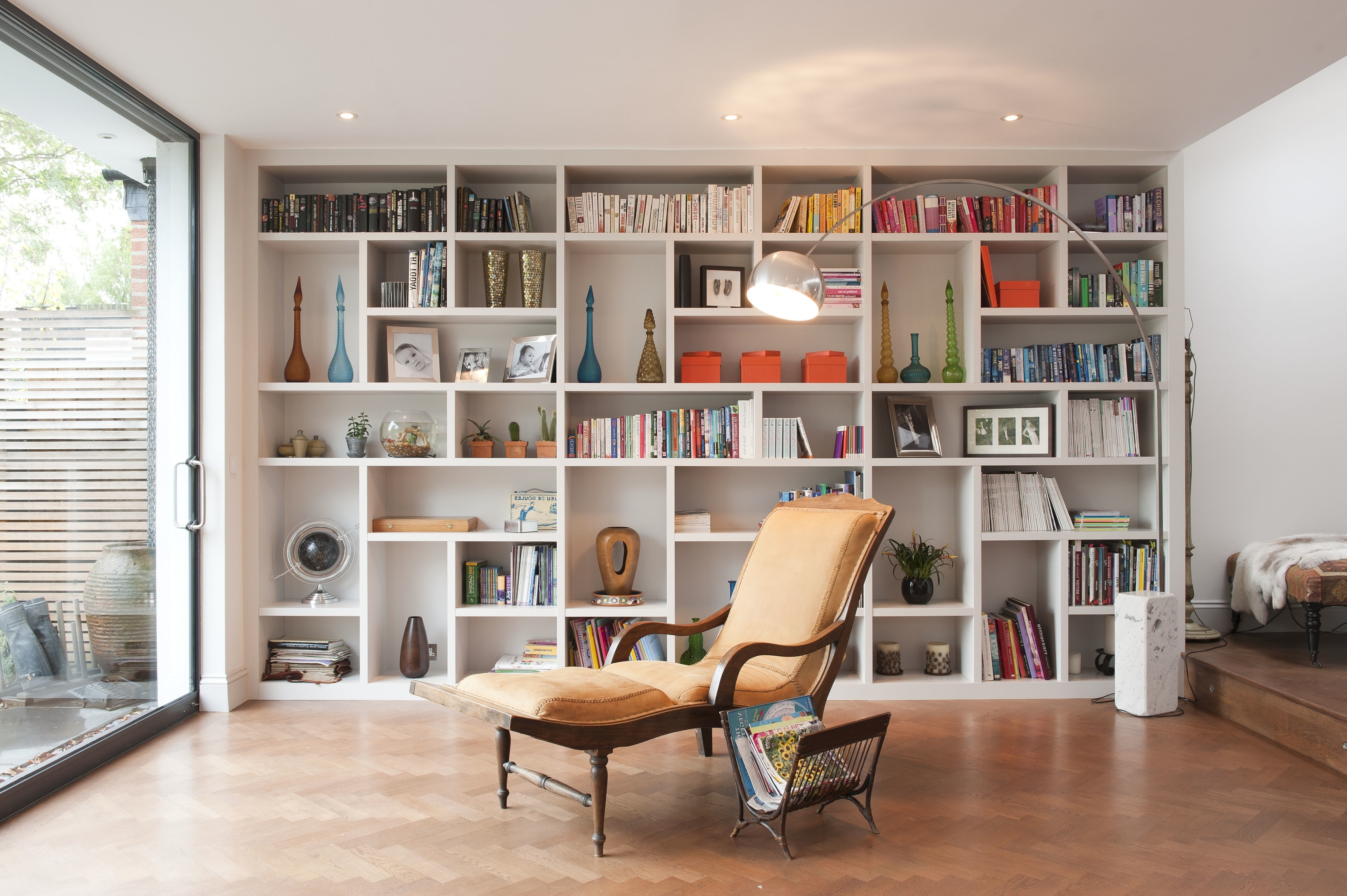 Well Known Furniture Home: Bookcase Made To Measure Loft Home Office Fitted With Bespoke Bookcases (View 8 of 15)