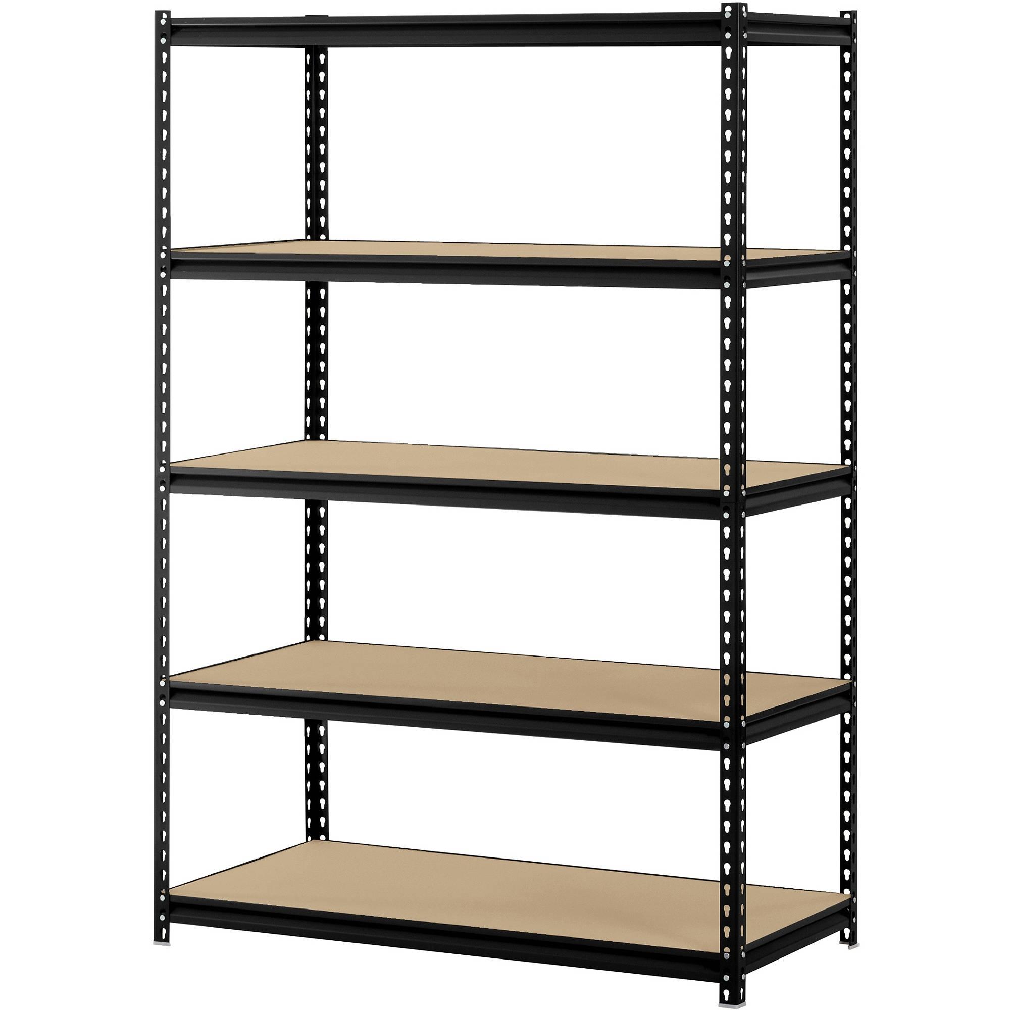 Well Known Garage Shelving Units – Walmart Regarding Storage Shelving Units (View 14 of 15)