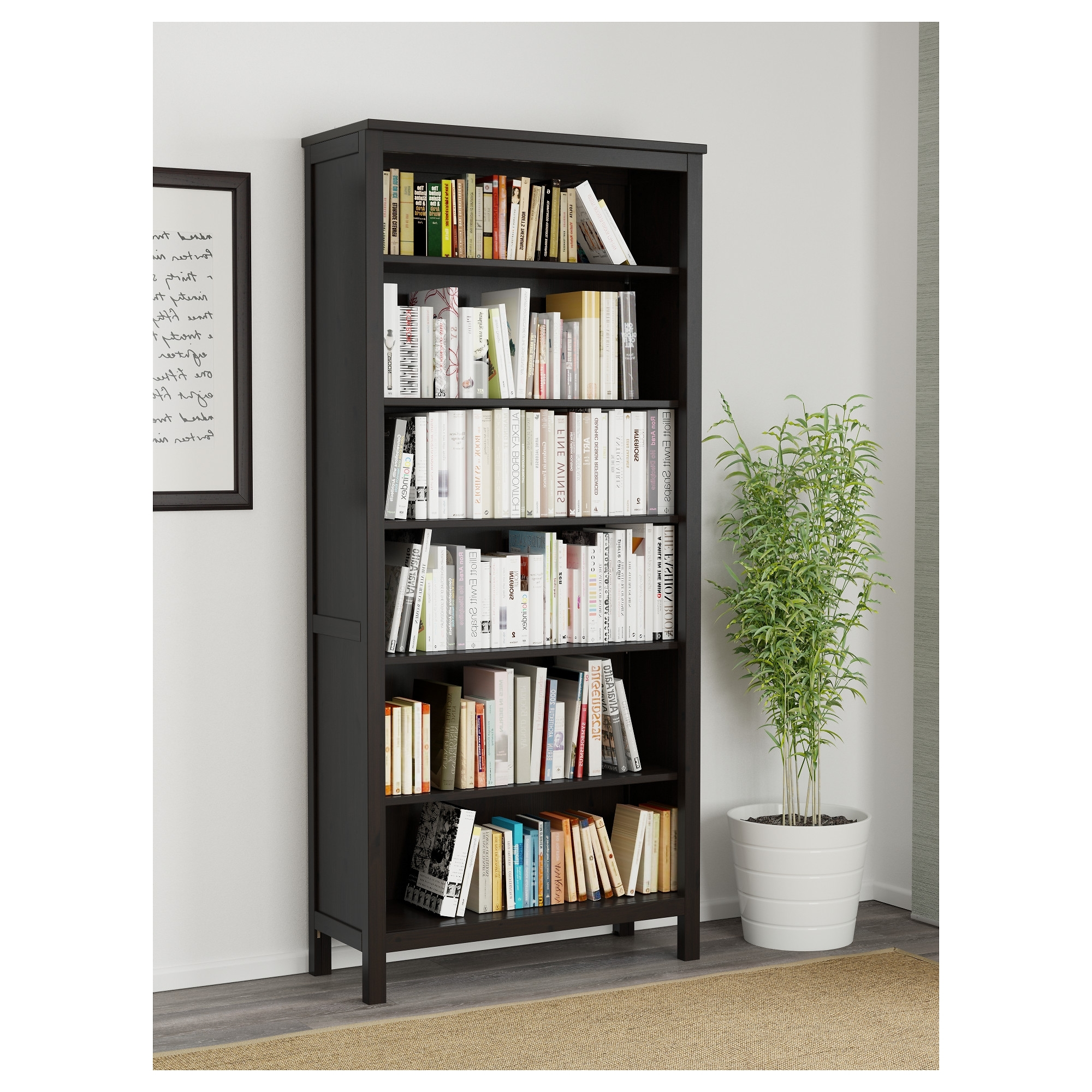 Featured Photo of Hemnes Bookcases