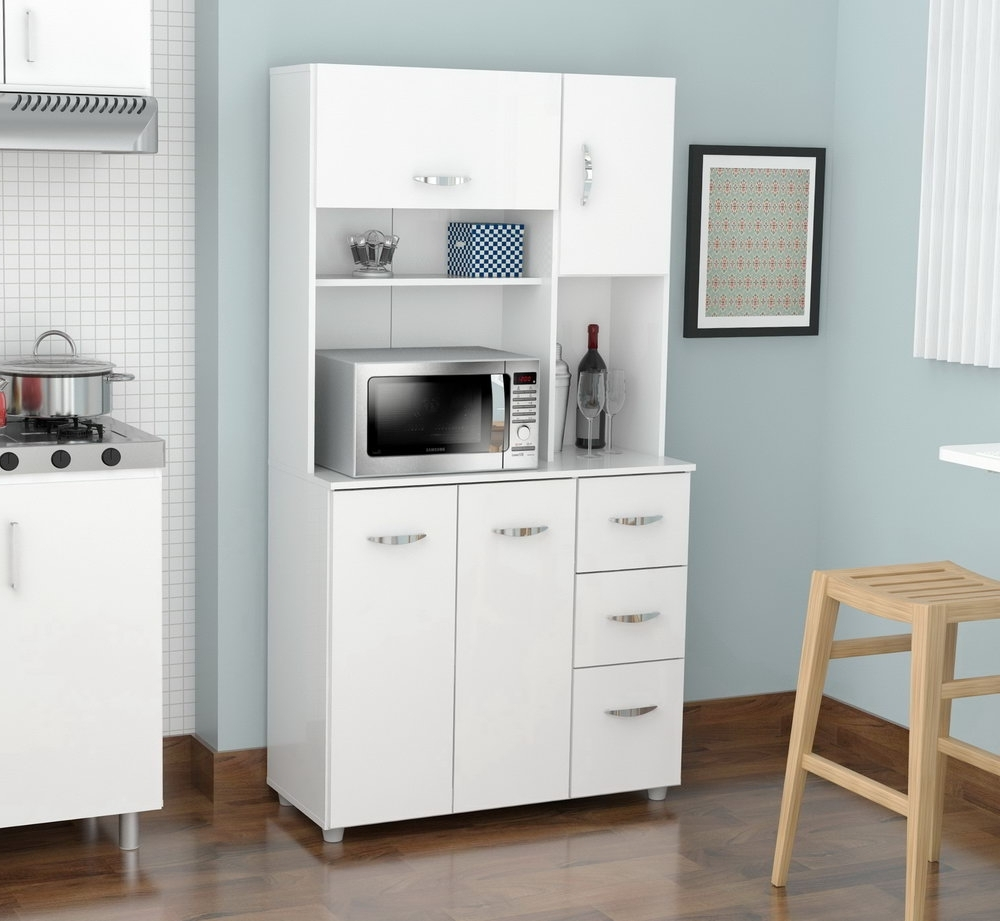 Well Known Large Storage Cupboards For Kitchen : Narrow Cabinet Tall Narrow Cabinet Tall Kitchen Pantry (View 12 of 15)