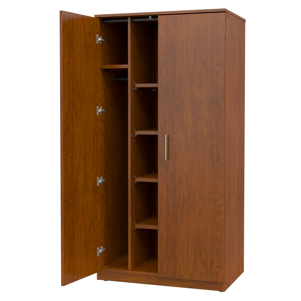 Well Known Mobile Wardrobes Cabinets Throughout Teachers' Wardrobe Cabinet – Marco Group Inc (View 14 of 15)