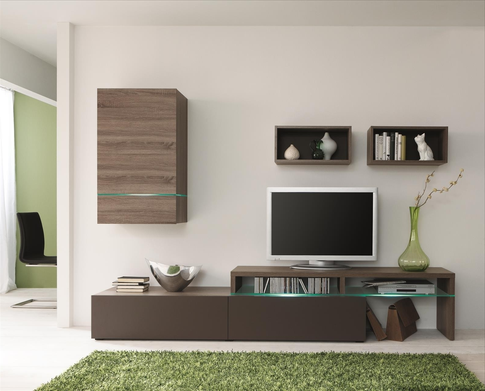 Well Known Modern Wall Unit – Modern Wall Units For Tv, Entertainment Centers In Modern Wall Units (View 15 of 15)