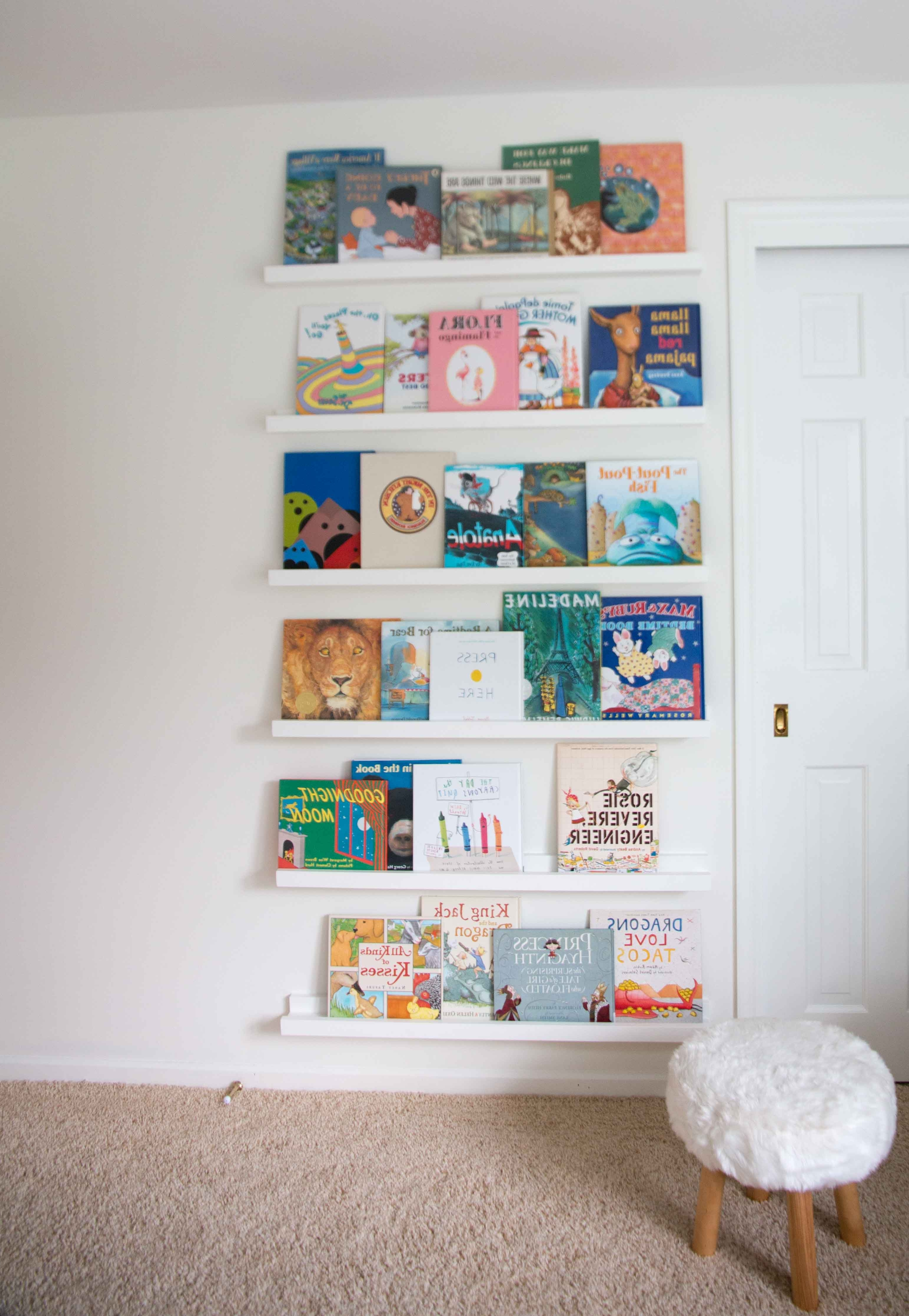 Well Known Nursery Bookcases In Fair Nursery Bookcase For Your Kids Baby Bookcases Book Racks (View 15 of 15)