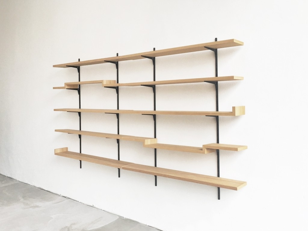 Well Known Oak Shelves For Oak Shelves – Sigurd Larsen (View 15 of 15)