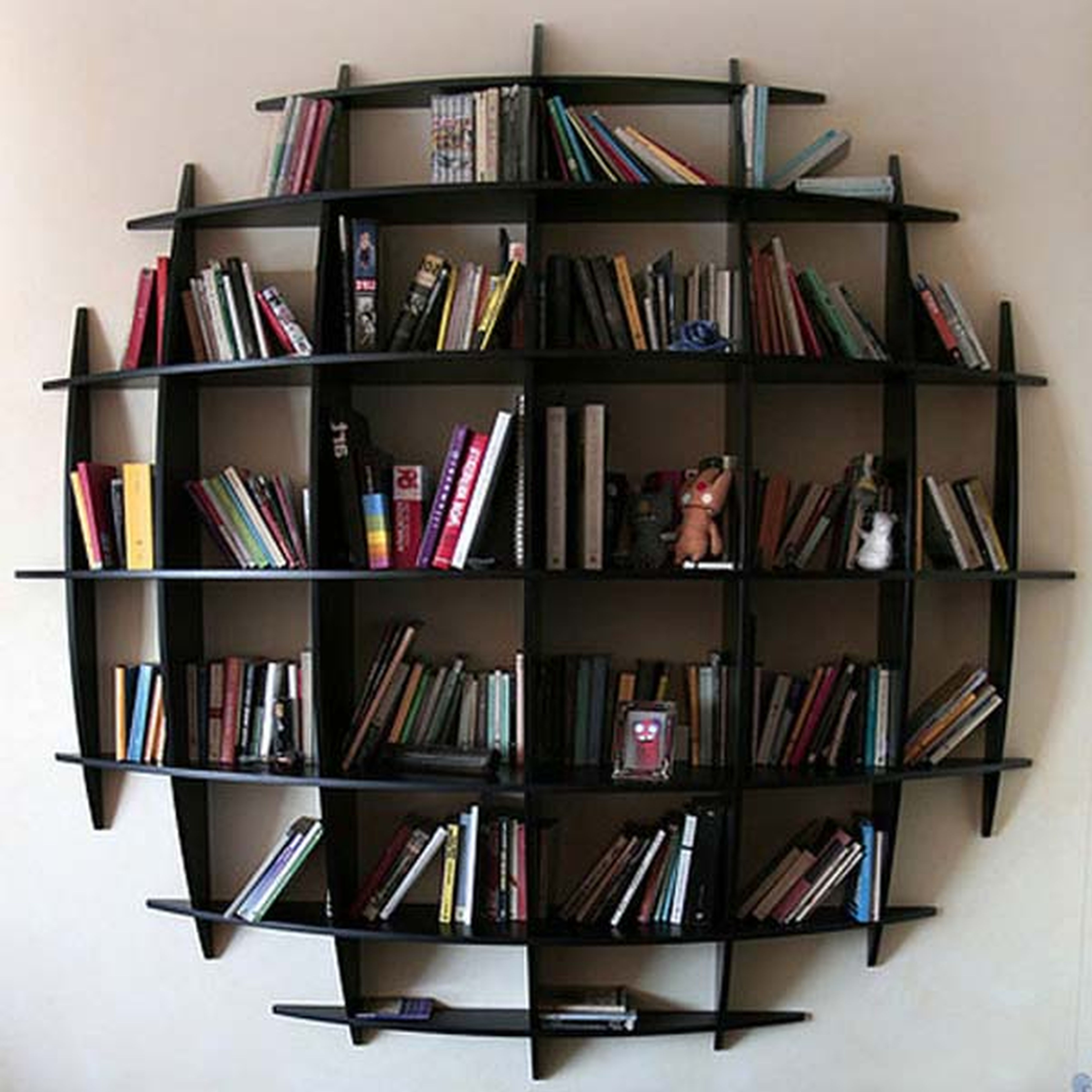 Well Known Terrific Cool Bookcases Ideas Pictures Inspiration – Tikspor With Regard To Cool Bookcases (View 15 of 15)