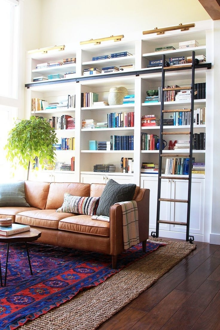 Well Known Whole Wall Shelving Pertaining To Build Bookshelves Full Wall Plans Whole Wall Bookcases Ikea Wall (View 11 of 15)