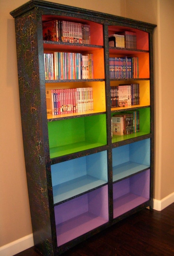 Well Liked Bookshelf (View 10 of 15)