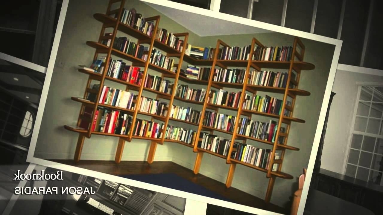 Well Liked Custom Bookcases – Gallery Slideshow – Custommade – Youtube Throughout Custom Made Bookshelves (View 15 of 15)