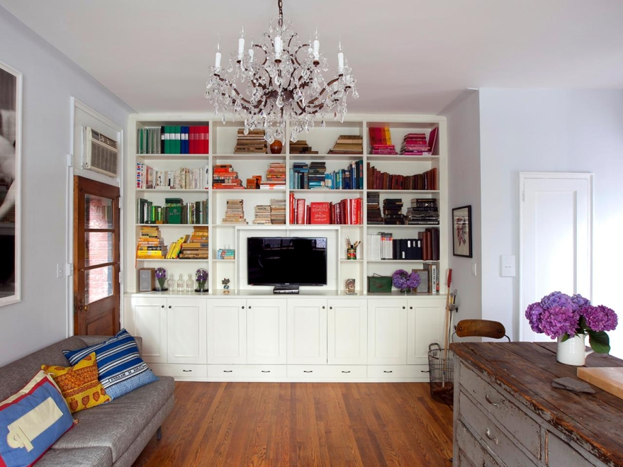 Well Liked Family Room Bookcases Inside Living Rooms With Bookcases And Living Room Bookshelves And (View 15 of 15)