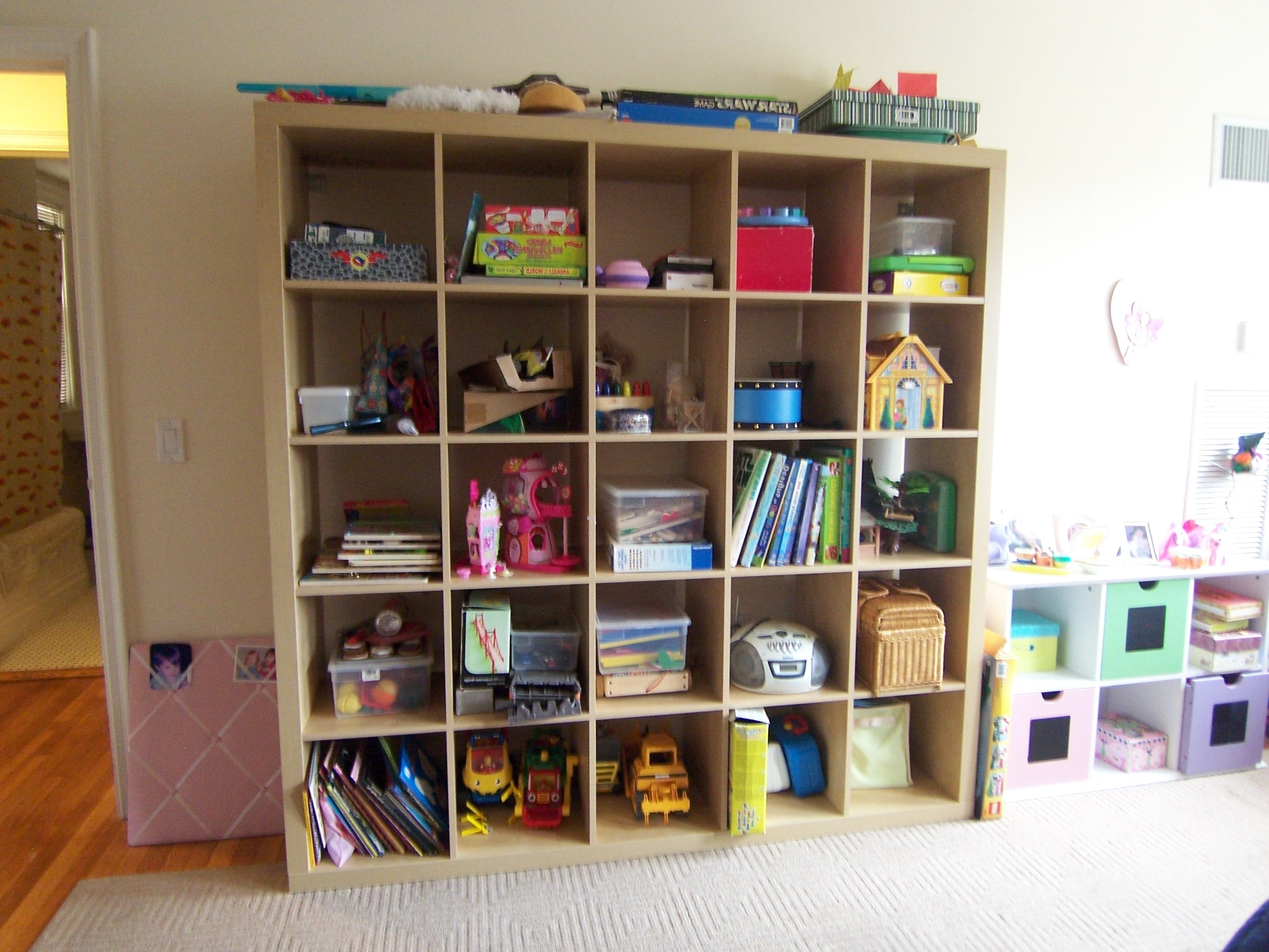 Well Liked Ikea's Expedit Shelving: The Cubitec Alternative (View 9 of 15)
